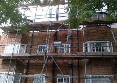 scaffolding-b